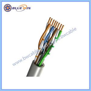 CAT6 F/Patch cable UTP CAT6 Caixa de cabo de rede CAT6 0,25m de cabo patch patch cable Cat6 0,3m Cabo Patch Cat6 0,5m Cabo Patch Cat6 6 Polegada patch cable Cat6 6FT