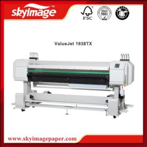 Mutoh Valuejet 1938tx dirige verso la stampatrice dell'indumento della tessile