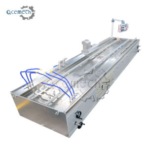 PE PP PVC WPC木製の二重層の共押出しDeckingの押出機
