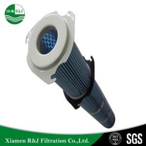 Три уши картридж фильтра используется для промышленных емкость для сбора пыли