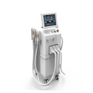 Il IPL multifunzionale Shr sceglie macchina medica di bellezza dell'ospedale della casa della clinica della STAZIONE TERMALE della strumentazione di bellezza di rimozione permanente dei capelli del laser