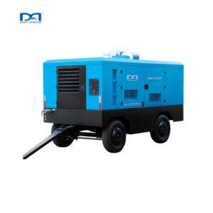 나사 공기 압축기, 회전하는 압축기, 휴대용 디젤 엔진 공기 압축기 중국제
