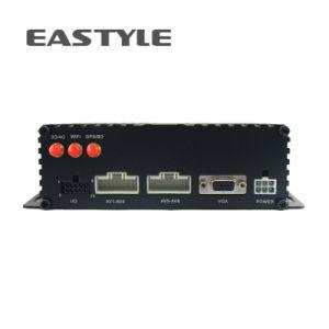 4CH/8CH 1080P/720p Bus/Truck//Vehicle bewegliches DVR/Mdvr mit GPS/3G/4G/WiFi/G-Sensor/RJ45/Ipc wahlweise freigestellt