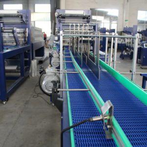Película de plástico do tipo camisa Shrinker Wrapper para a fábrica de água automático