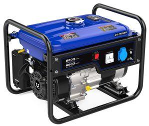 3.6Kw/60Hz AC Monofásico generador de gasolina con carburador Zongshen EPA/Pb4000A