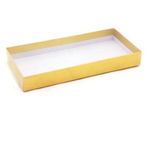 Comercio al por mayor blanco y negro de lujo de impresión personalizadas Embalaje Caja de regalo magnético de embalaje de cartón Caja de regalo de caja de papel