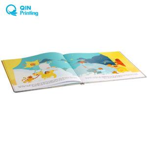 驚くばかりの品質の印刷のハードカバーのカラリング児童図書