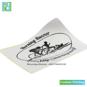 Custom печать Самоклеющиеся наклейки бумаги с логотипом