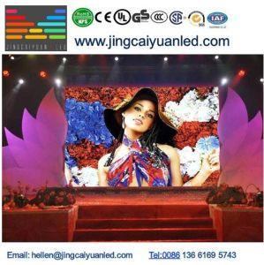 P10 en la CCC, CE, UL LED con certificación de pantalla de publicidad