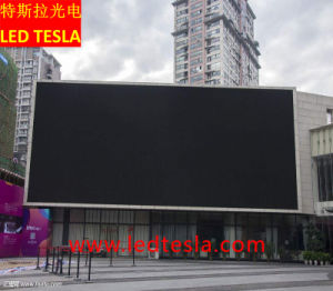 Outdoor étanche P6 mur vidéo LED affichage LED