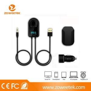 La llegada Zoweetek-New FM inalámbrico Universal Kit de coche para Smart Phone