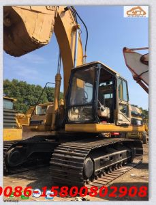 Escavatore utilizzato 330bl del trattore a cingoli con il nuovo pattino largo della pista da vendere