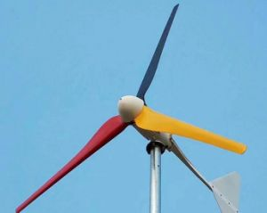 2kw Turbine van de Wind/Generator de de in drie stadia van de Windmolen/van de Wind met Goede Kwaliteit