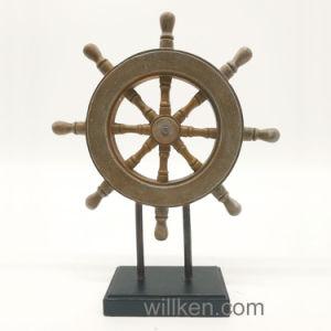 販売のための銀製の旧式な海の主題の装飾