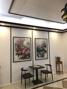 Revêtement mural Panneau décoratif avec une épaisseur de 8 mm pour la salle de séjour