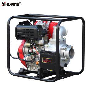 4 인치 디젤 엔진 수도 펌프 고정되는 빨간색 (DP40E)