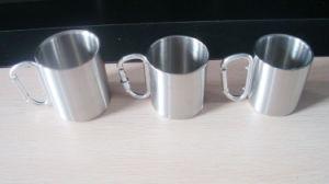 Tasse potable en acier Kks-Inoxidable avec la qualité pour la qualité