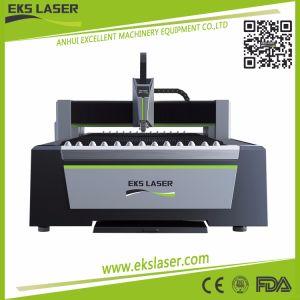Machine de découpe de métal 1000W/3000W Fibre Machine de découpe laser en Eks