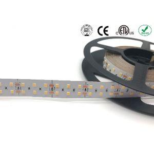 Illuminazione costante del PWB di larghezza della striscia 2835SMD DC24V 168LEDs/M 10mm della corrente LED
