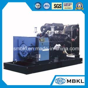Gruppo elettrogeno diesel di Doosan Daewoo di alta qualità 326kw/408kVA con il motore di P158le