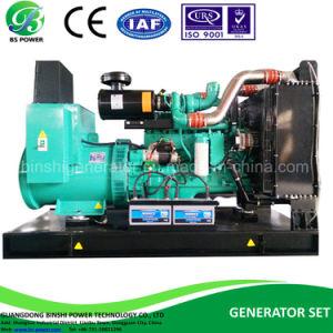 Haute qualité Groupe électrogène diesel de type ouvert alimentés par le moteur Cummins avec la CE, l'ISO, SGS de l'approbation (FCC155)