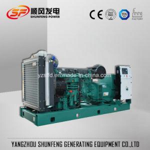 Garantie mondiale Volvo 100kVA 80Kw de puissance de groupe électrogène diesel électrique