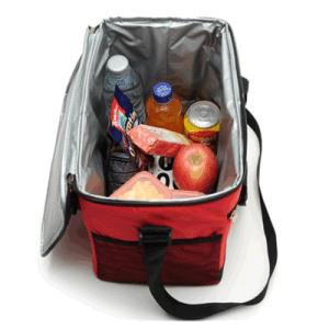 Personne isolée à bon marché du papier aluminium déjeuner sac de plage du refroidisseur