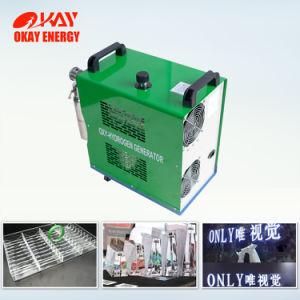 Lassen van de Generator van de Waterstof van Oxy van de Machine van de Vlam van Hho het Acryl Oppoetsende