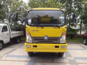 Sinotruk Cdw 4X2 7 tonelada Dump/Volquete Camión ligero