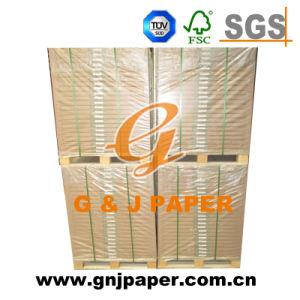 Virgem branco tamanho A3 sem revestimento de papel para impressão em offset para venda