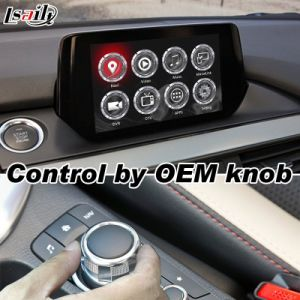Plug&Play Android GPS навигатор для Mazda 6 поддержка сети Facebook Youtube Bluetooth навигации в Интернете