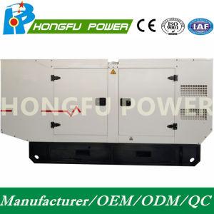 Ce/ISO/etcの120kw 150kVA Cumminsのディーゼル機関の発電機セット