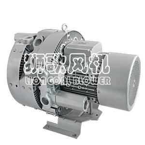 Vortex Phase unique de la pompe à gaz côté aspiration de la soufflante de canal