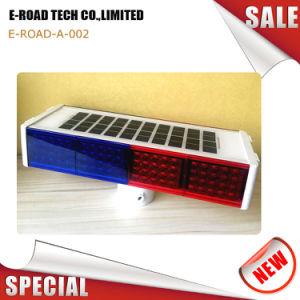 O LED de energia solar de 300 mm de diâmetro da luz de sinal de trânsito