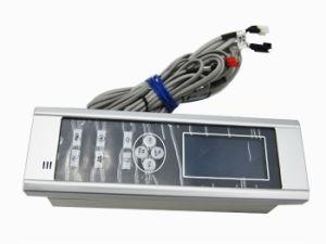 Pantalla LCD en color gris de la cabina de ducha Radio controlador