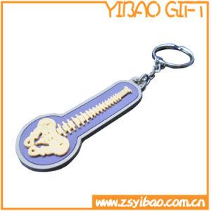 Regalo Keychain di promozione con l'anello portachiavi (YB-LY-K-03)