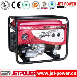 220V 230V monofásico Honda ep4500 3.5kw 3500W 4kw de 4000W con generador de gasolina DEL MOTOR HONDA GX270 Motor