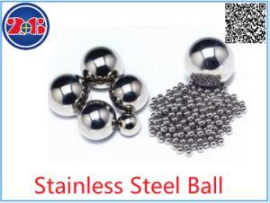 Bal van het staal 10mm de Bal van het Roestvrij staal voor Machine van de Molen van de Bal van het Laboratorium de Planetarische