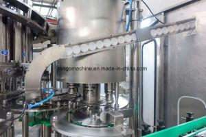 プラスチック丸ビンのための自動料理油満ちるキャッピング機械
