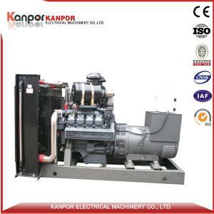 Deutz 80квт 100 ква дизельный генератор на базе двигателя Deutz Даляня