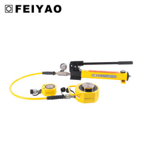 Beweglicher manueller Kolben-Hydraulikpumpe (Fy-Ep-s)
