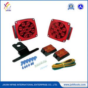 自動車部品の4PC Delxue LEDのトラックのトレーラー車ライトキット