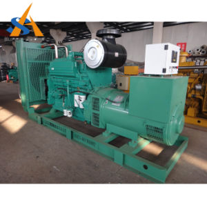 Китай на заводе 380 ква генератор бесшумный