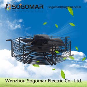Ventilatore di scarico delle pale 2780 giri/min. del metallo della falce di monofase per il condensatore