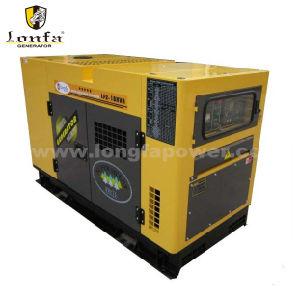 Wassergekühltes leises Dieselgenerator-Set 10kw zu 100kw