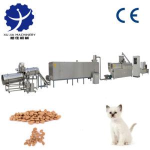 Venta caliente alimento para mascotas la línea de procesamiento de alimentos para perros de la máquina