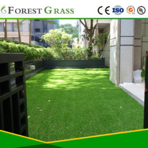 Gazon Van uitstekende kwaliteit van het Gras van de Vorm van de stam het Kunstmatige (FS)
