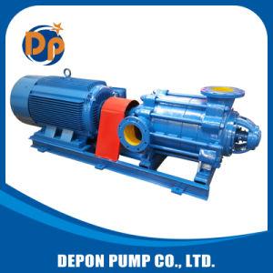 多段式水ポンプを後押しする高圧