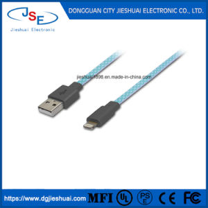 Apple Certified плоские молнии на USB-кабель синхронизации для iPhone 7 6 6 s 5 Se