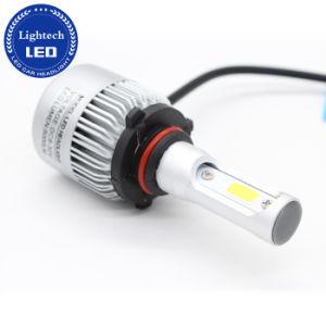 中国の自動車の付属品8000lm S2 36Wの穂軸LED車のヘッドライト9006